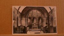 Unposted Postcard Thornton Hough chapel