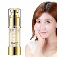 BIOAQUA Pure Pearl Essence Anti Dark Circle Eye Firming Whitening Cream Cosmetic