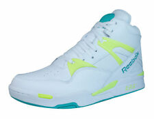 Reebok The Pump 100% Leather Trainers for Men