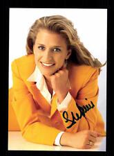 Stefanie Hertel Autogrammkarte Original Signiert ## BC 103938