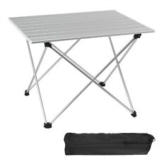 EUGAD Aluminium Campingtisch Gartentisch klappbarRolltisch Klapptisch Falttisch