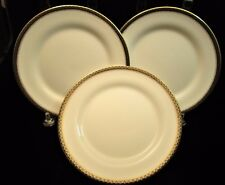 Three  Bone China Salad Plates by Wedgwood in the Chester Pattern # R4446