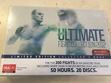 UFC: Ultimate Fight Collection - 2012 Edition (DVD, 2012, 20-Disc Set)