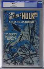 Tales to Astonish #98 Marvel 1967 CGC 9.4 (NEAR MINT) Old Label