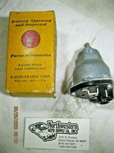 Kaiser-Frazer overdrive governor switch number 209597 1947 thru 1953 NEW