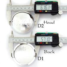 """4pcs ADVAN Hub Caps Wheel Center D1=52mm. D2=57mm. Wheel RIM 15"""" 16"""" 17"""""""