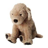 IKEA GOSIG Golden Retriever Dog Puppy Kids Baby Soft Stuffed Animal Plush Toy