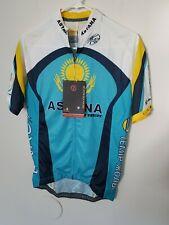 Astana Trek Cycling Jersey size medium
