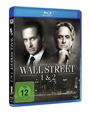 Wall Street 1 + 2 [Blu-ray](NEU/OVP) von Oliver Stone mit Michael Douglas, Charl