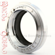 Contax Rangefinder CRF Lens to Leica Screw Mount SM M39 L39 Adapter for Kipon