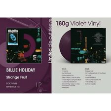 Billie Holiday - Strange Fruit (LTD 180 gr Purple 1LP Vinyl) dol765mb NEW + OVP