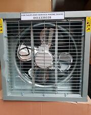 400mm Industrial fume extractor ventilator fan for spray paint workshop dynotune