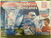 Clementoni Tornado and Hurricanes Science Museum Approved Kit New & Sealed
