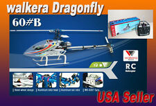New 3D 7CH RC REMOTE HELICOPTER Walkera DRAGONFLY 60B 60 B -in USA Fast Shipping