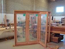 3 door Pacific Maple bifold /concertina doors