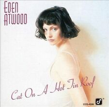 Cat on a Hot Tin Roof by Eden Atwood (CD, Jul-2004, Concord Jazz)