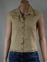 chemise debardeur lin femme MEXX taille 38 40