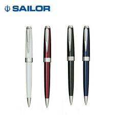 Sailor Reglus Ballpoint Pen 0.7mm Black Ink Choose from 4 Body colors 16-0350