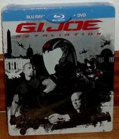 GIJOE G.I.JOE LA VENGANZA RETALIATION STEELBOOK COMBO BLU-RAY+DVD (SIN ABRIR) R2