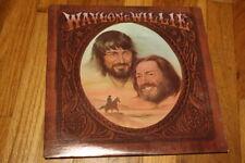 Waylon and Willie Vinyl, Waylon Jennings, Willie NelsonLP AAL1-2686