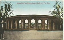 MANTOVA ROTONDA DEL PALAZZO T O THE VGT 1925 LOMBARDIA