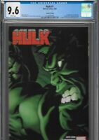 Incredible Hulk 1 CGC 9.6 2nd Print Variant 1st Red Hulk Marvel Thunderbolts