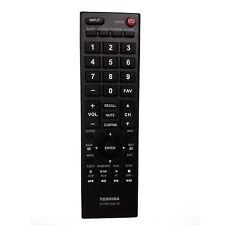Brand New Toshiba Remote CT-RC1US-16 for 55L310U 43L310U 40L310U 28L110U 65L350U