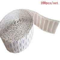 100pcs Strips Band aid PE Waterproof Bandages Adhesive Bandages First Aid Kit_JH