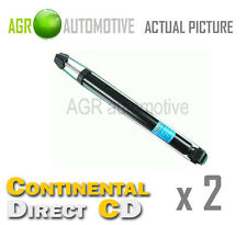 2 x CONTINENTAL DIRECT REAR SHOCK ABSORBERS SHOCKERS STRUTS OE QUALITY GS3074R