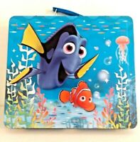 Carry All Tin/Case  Finding Dory Nemo & Hank   Metal Toy 12 x 10        D-92