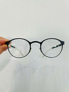 MYKITA Eyewear model ISAAC colour 006 Blackberry (NEW) Made in Germany