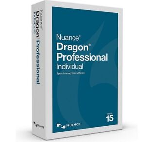 Nuance Dragon Naturally Speaking Professional Individual