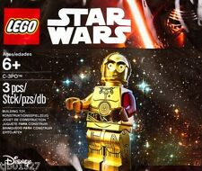 LEGO STAR WARS C-3PO The Force Awakens 5002948 poliestere NUOVO