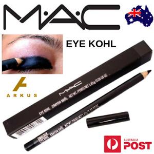 🔥 M·A·C Cosmetics EYE KOHL Eyeliner Pencil SMOLDER Black MAC Brand NEW IN BOX