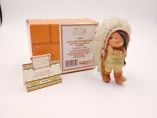 """Enesco Friends Of The Feather """"Little Big For Britches"""" Figurine 1994 Great Cond"""
