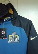 NFL Super Bowl Nike Therma-Fit Pullover Jacket Hoodie: Large (NWT)