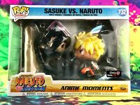 Sasuke vs. Naruto Gamestop Exclusive Naruto Shippuden Anime Moments Funko POP!