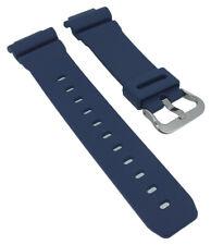 Casio G-Shock Herren Ersatzband Resin blau DW-5600BBM DW-5600BBM-2ER DW-5700