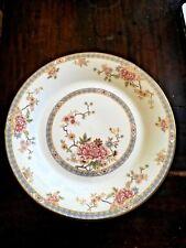"Royal Doulton ""Canton"" English Fine Bone China  Dinner Plate # H5052"