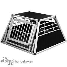 N55 Hundetransportbox Hundebox Aluminium Transportbox Alubox Autobox