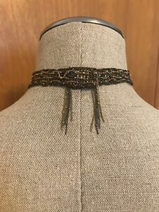 Marie Laure Chamorel Wrap Bracelet/Chocker