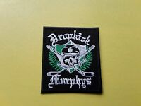 POP, ROCK, PUNK, METAL MUSIC SEW ON & IRON ON PATCH:- DROPKICK MURPHYS