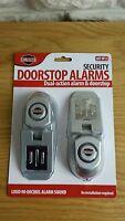 New, U.S. Patrol Security Doorstop Alarms