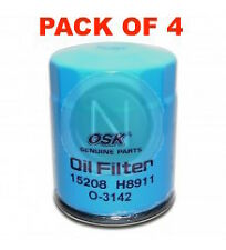 OSAKA Oil Filter Z145A - FOR Holden Commodore VL 3.0L - BOX OF 4