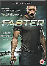 Faster [DVD] New And Sealed.