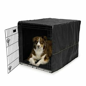 MidWest Dog Crate Cover Privacy Dog Crate Cover Fits MidWest Dog Crates Machi...
