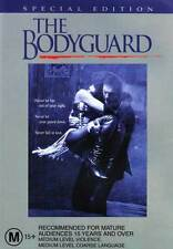 The Bodyguard (Special Edition) NEW DVD Whitney Houston Kevin Costner REGION 4