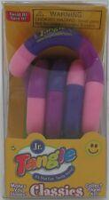 Tangle Jr Original Fidget Toy Pink Purple Autism SPED Aspergers ADHD Classroom