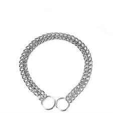 1Pc Pet Dog Choke Chain Necklace Choker Collar Strong Training Strap