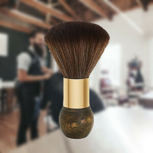 Soft wood hairbrush haircut for salon barber hairdresser cleaning
